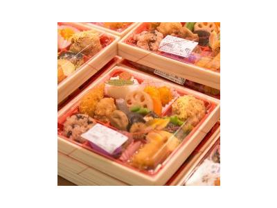 できたてのお惣菜は120品ほど。毎日当社のお惣菜を楽しみにされているお客様がたくさんいらっしゃいます