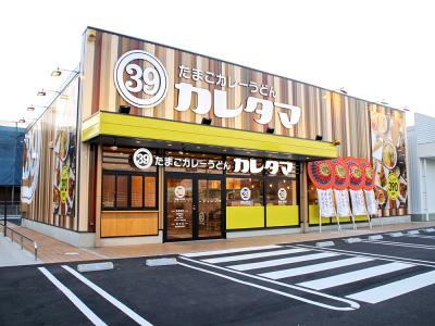 5年後には100店舗を目指して、香川県を中心に着実に店舗展開を進めています。
