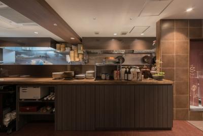 """オーナーシェフは""""本当の中国料理""""を知るために、本場香港で修業を積みました。"""