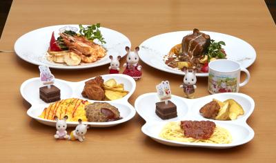 メニューはオムライスやパスタ、ハンバーグなどの洋食を中心に提供しています。