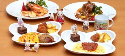 かわいいキャラクターをモチーフにしたレストランのキッチンスタッフ!飲食店アルバイト経験者、歓迎します