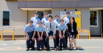 静岡・愛知県内で7店舗を運営できるまでに成長しています★
