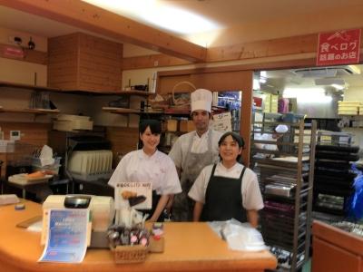 埼玉県戸田市にある、地元のお客様に長く愛されているベーカリーで、ブーランジェを募集します!