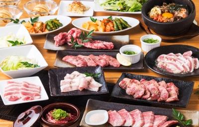 和歌山市内にある人気焼肉チェーン店でホールスタッフとして活躍しませんか?