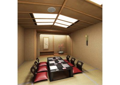 新たにオープンする会員制レストランの寿司割烹部門で寿司職人として腕をふるってください!