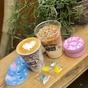 美味しいコーヒーを店舗だけでなくイベントなどでも味わってもらいます