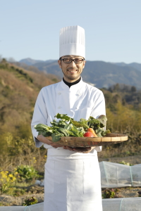 「和心洋技」をテーマに、オリジナリティあふれる料理の数々を創造し、追求しています。
