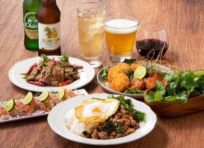 本格タイ料理を気軽に楽しめる当店で、キッチンスタッフとして活躍しませんか!
