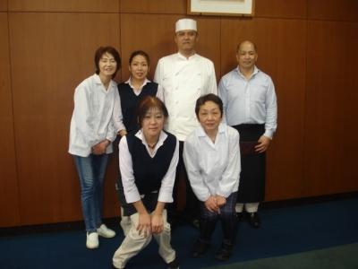 岡山のゴルフ場内レストランにて、マネージャー候補募集!
