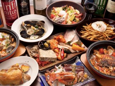 和食、鮮魚、ビストロ、焼肉、シュラスコ、定食など80業態200店舗を展開!今後も店舗展開の予定あり◎