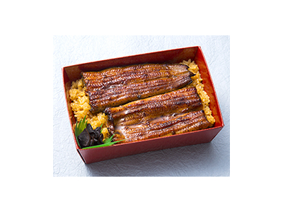 京都で100年以上続く、老舗のうなぎ料理店の味をお持ち帰りいただける、販売専門のお店です。