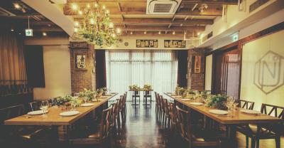 15ブランド、300店舗以上の飲食店をはじめ、ブライダルレストランを展開する企業です