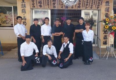 東京や大阪から石垣島へ移住したスタッフもいます!