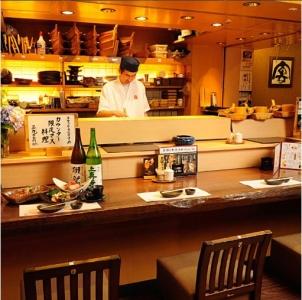 ☆高級食材を扱いながら、魚の知識・スキルを高めたい方必見です☆<月給28万円スタート>目標は『100年続くようなお店作り』です!一流の技術を学びたい方は是非!