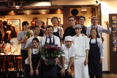 日本とフランスで複数の店舗を展開するカフェクレープリーで、即戦力となるマネージャー候補を募集!