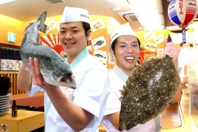 創業から39年以上業歴のある老舗。幅広い客層ニーズをキャッチする回転寿司店です。