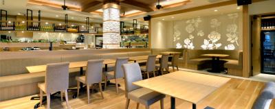 西新宿のホテル別館にある、フレンチイタリアンレストランです。