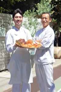 オールスクラッチ製法のこだわりのパンを、あなたの手で作り上げてください!