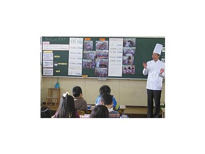 当社では、学校給食の受託も多いため、「食育」に関するさまざまな取り組みを行っています。