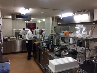 未経験者も大歓迎!難しい技術は必要ありません!調理場の管理がメインのお仕事です。