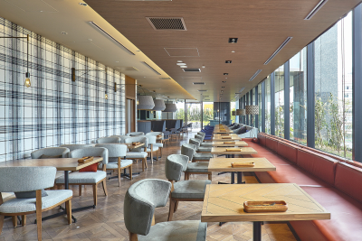 ホテルやハウスウェディング、レストランウェディング事業を展開している当社。