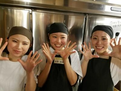 全国にチェーン展開しているラーメン屋【来来亭】で働いてみませんか?