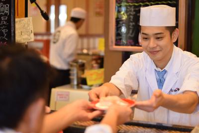 2019年11月下旬に開業の渋谷パルコの7Fに、金沢まいもん寿司がオープン!