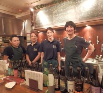 2019年8月オープン予定の『クラフトビアサーバーランド赤坂見附店』で料理長を目指しませんか