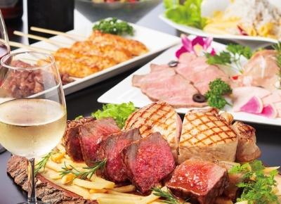 ボリュームたっぷりのおいしい肉料理が自慢の肉バルです。あなたのイタリアン調理経験を活かしませんか?