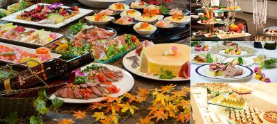 ビュッフェや立食パーティーなど、多様なスタイルに対応しています。
