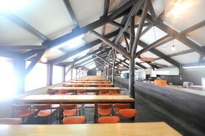 琵琶湖を望むスキー場内に新規オープンするカフェでのお仕事◎