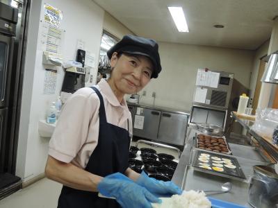 社員食堂で、カンタンな調理補助のアルバイト募集!(写真は既存店舗です)