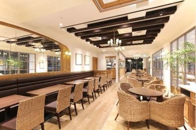明るくオープンな雰囲気のカフェで働きませんか?