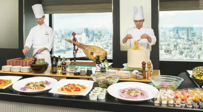 全国展開しているホテルのキッチンで、あなたのキャリアをみがきませんか?