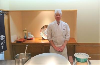 『てんぷら 銀座天亭』 で調理スタッフの募集です。