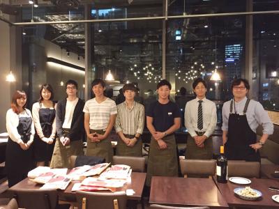 新橋・虎ノ門エリアに2018年10月18日NEW OPEN★地中海料理とワインが楽しめるレストラン!