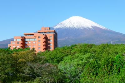 2020年10月にリニューアルオープンしたばかり☆富士山が見えるリゾート施設で新しい仲間を募集!