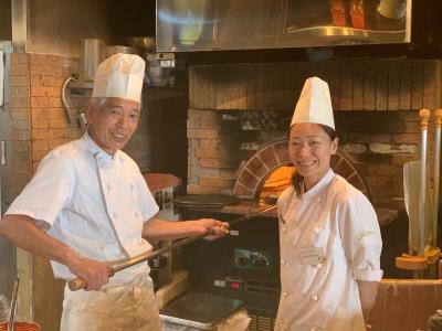 480℃の石窯で焼き上げる自家製ピッツァをはじめ、パスタや肉料理などイタリア料理とワインをご提供!