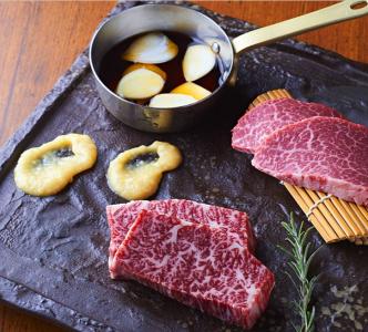 東京・町田にある高級・赤身専門焼肉店。A5ランクの雌牛和牛のみを厳選し、ご提供しています