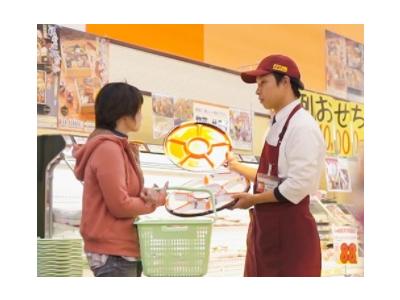 富山県各地にあるお惣菜店での店長候補!定着率日本一を目指す企業で、腰をすえて働きませんか?