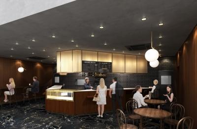 2020年6月、新宿住友ビル1階にオープンする洋食ダイニング ※画像は完成イメージ