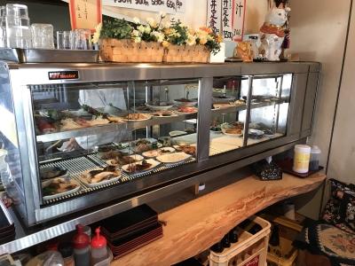 卸売市場内にある、各種定食が人気の食堂です☆現在、気さくな店主とスタッフ、2名で営業中!