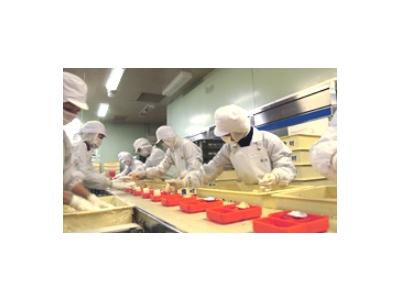 幼稚園給食や健康を考え抜いたお弁当を製造・販売する安定企業です。