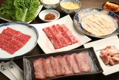 名古屋にある焼肉の名店で店舗スタッフとしてご活躍ください!
