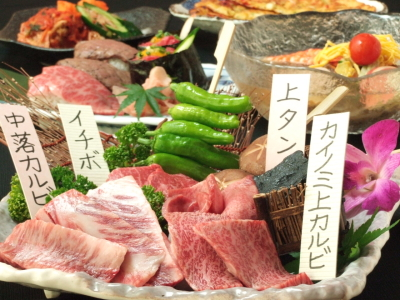 各線「新宿駅」からすぐの好ロケーションにある焼肉店でキッチンスタッフを募集!