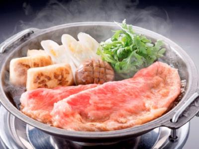 明治28年(1895年)創業の、すき焼き・しゃぶしゃぶ・日本料理の専門店