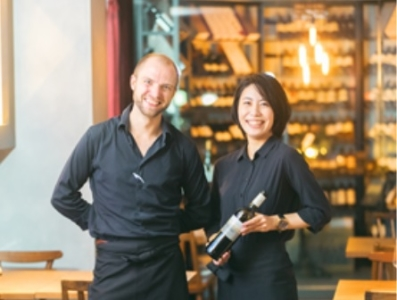 試飲会や生産者イベントもあり、ワイン好きやワインについて学びたい方にはピッタリの環境!