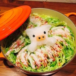 「とんとん拍子」は、豚しゃぶやオーガニック野菜の料理が名物のお店