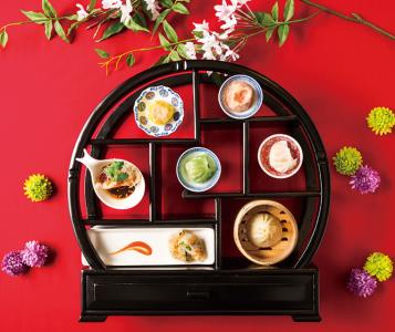 ハイクラスホテル内の中国料理店で料理長のポストをご準備。