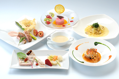 お客様の思い出に残るような、おいしい料理を一緒におもてなししていきましょう。